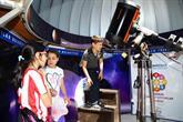 Merkürün Geçişi Bağcılar'da Teleskopla İzlendi