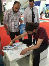 Smart City Expo Fuarı'nda Bağcılar Rüzgarı