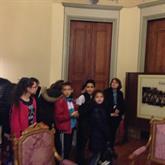Bağcılarlı Öğrenciler A.Hamdi Tanpınar Müze Kütüphanesi'ni Ziyaret Etti