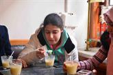 Engelli Kursiyerler Vefa Bozacısı'nı Ziyaret Etti