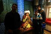 Engelliler Madame Tussauds Müzesini ziyaret etti