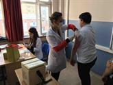 Bağcılar'da 23 Bin Öğrenciye Aşı Yapıldı