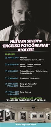 Mustafa SEVEN'le