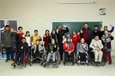 Engelli Kursiyerler Fotoğrafçılığın İnceliklerini Öğreniyor