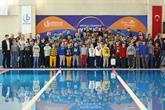 Başarılı Yüzücüler Altınla Ödüllendirildi