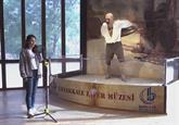 Bilgi Evi Öğrencileri Çanakkale Türküsü 'nü Seslendirdi