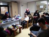 Şehit Savcı Mehmet Selim Kiraz Halk Kütüphanesi'nin Özel Ziyaretçileri