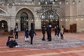 Enderunlu Öğrenciler Mimar Sinan'ın Kabrini Ziyaret Etti