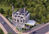 Abdurrahim Çağırıcı Camii'nin Temeli Atıldı