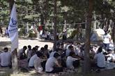 İzciler Bolu Aladağ'da Kamp Kurdu