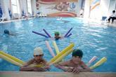 Bağcılar'da Kapalı Yüzme Havuzlarında 600 Bin Kişi Yüzdü
