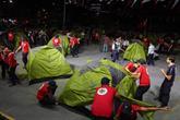 2017 İzci Kampı Coşku Dolu Bir Şölenle Kapanış Yaptı