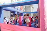 Bağcılar'da Mini Mini Birler İçin Oyun Parkları Kuruldu