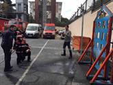 Engelli Çocuklar İtfaiyecilik Haftası'nda Yangın Tatbikatına Katıldı