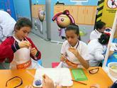 Bağcılarlı Öğrenciler C Vitamini Üzerine Bilimsel Deney Yaptı