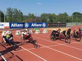 Engelli Atlet Nurşah Usta Avrupa İkincisi Oldu