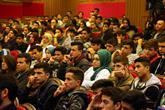 Kızılay Haftası'nda Öğrencilere İlk Yardım Eğitimi Verildi