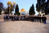 Bağcılar Belediyesi'nden Kudüs'e Çıkarma