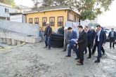 Vali Şahin, Bağcılar Hükümet Konağı İnşaatını İnceledi