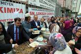 Bağcılar'da Yaşayan Selanikliler 'Türbe Dede Pilavı'nda Buluştu