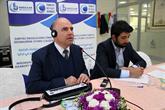 Suriye Çalıştayı Engelli Mahir'in Gözlerine Umut Oldu