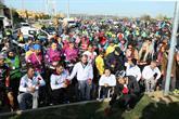 Engelliler İçin Avrupa'dan Asya'ya Pedal Çevirdiler
