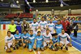 Görme Engelliler İle Efsanevi Futbolcular Maç Yaptı