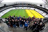 Engelli Kartallar Vodafone Park Stadyumu'nu Gezdi