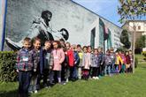 Çocuk Bakım Evi Öğrencileri Kültür Gezisi Yaptı