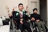 İnternetten Öğrendiği Taktiklerle Engelli Eşini Şampiyon Yaptı