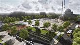 İstanbul'un En Modern ve Büyük Meydanlarından Biri Bağcılar'da Yapılıyor