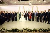 TBMM Başkanı Binali Yıldırım, Başkan Lokman Çağırıcı'nın Oğlunun Nikah Şahidi Oldu
