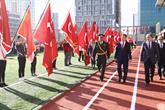 Bağcılar'da Cumhuriyet Bayramı Kutlamalarına Gençler Damgasını Vurdu