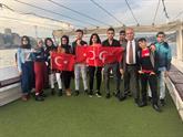 Nusaybinli Şehit Ve Gazi Yakınları İstanbul'u Gezdi