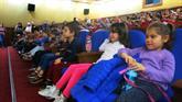 Çocukların Sevgilisi Gülücük, Bağcılar'da Öğrencilerle Buluştu