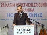 Gençlik ve Spor Bakanı Kasapoğlu Öğretmenle Buluştu