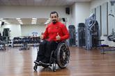 Engelli Antrenör Elinden Tuttuğu Sporcuyu Şampiyon Yapıyor