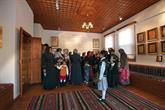 İstiklal Marşı'nın 98. Yılında Taceddin Dergahı Ziyaretçi Sayısı 5 Katına Çıktı