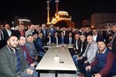 Ak Partili Milletvekili ve Belediye Başkanları Bağcılar'ın İrfan Sofrasına Misafir Oldu