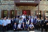 İçişleri Bakanı Soylu, Bağcılarlı Muhtarlarla Bir Araya Geldi