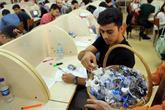 Bağcılar Belediyesi YKS'ye Girecek Öğrencilere Sınav Öncesi Moral Hediyesi Verdi