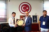 Moğolistanlılara Yeşil Alanların Yönetimi ve Kentsel Dönüşüm Anlatıldı