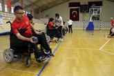 Milli Sporcular Çekya'daki Boccia Turnuvası'na Hazırlanıyor