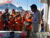 Bilgi Evleri, Konya Bilim Festivali'nde yoğun ilgi gördü