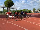 Bağcılarlı Engelli Milli Sporcular Dünya Şampiyonası İçin Kampa Girdi