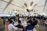 Bağcılar'da 34 Çift, Toplu Düğün Şöleniyle Dünya Evine Girdi