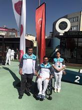 Ok Atmaya 1.5 Sene Önce Başlayan Ahmet Avşar İlk Madalyasını Kazandı