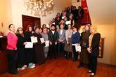 40 Kadın Mikrogirişimci Sertifikasını Aldı