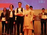 Enderunlu Mustafa, TÜBİTAK'ın Yarışmasında Birinci Oldu