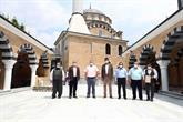 Cavat Yerlikaya Camii İbadete Açıldı